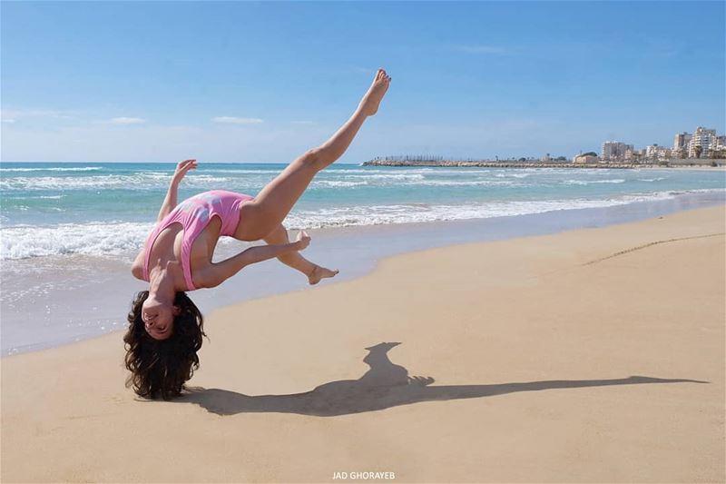 ~ ~... yogaphotography yogachallenge yogainspiration yoga ... (Tyre, Lebanon)