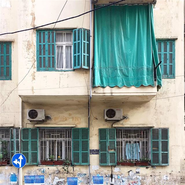 green coordination 🌿 (Beirut, Lebanon)