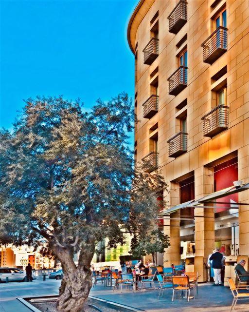 LebanonInAPicture Balconies Traditional LeGray Proportions ... (Beirut, Lebanon)
