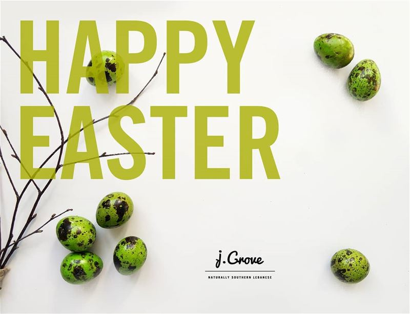 Wishing you joyful, colorful and delicious Easter holidays from the...