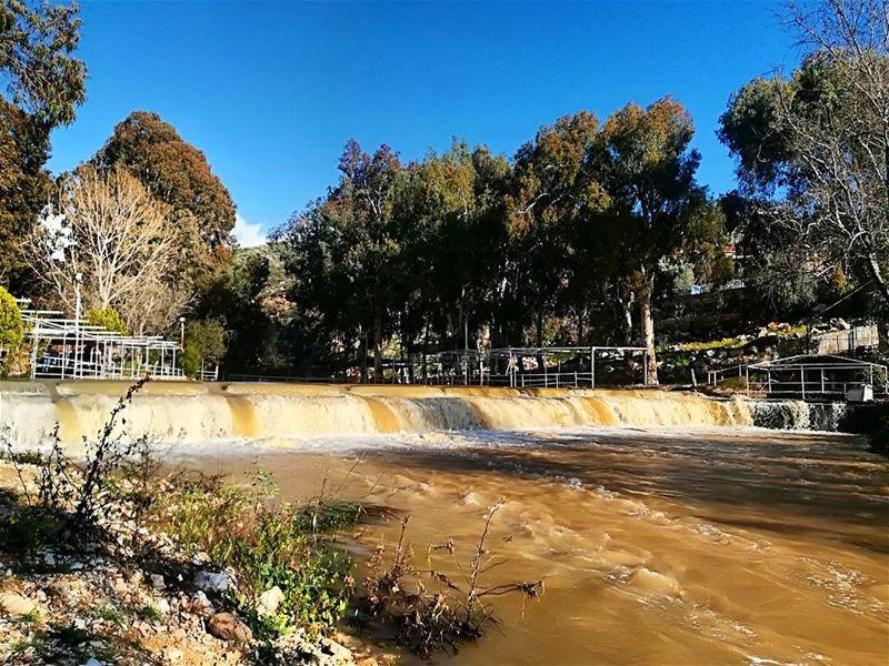 hasbaya_pictures hasbaya hasbani hasbaniriver february 18 2017 ... (Hasbani River)