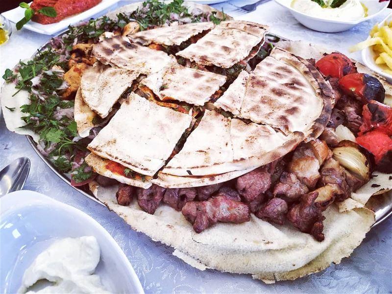 🍢 GIRLLED MEAT 🍗📷 LEBANON/AKKAR /IN 1/4/2018...