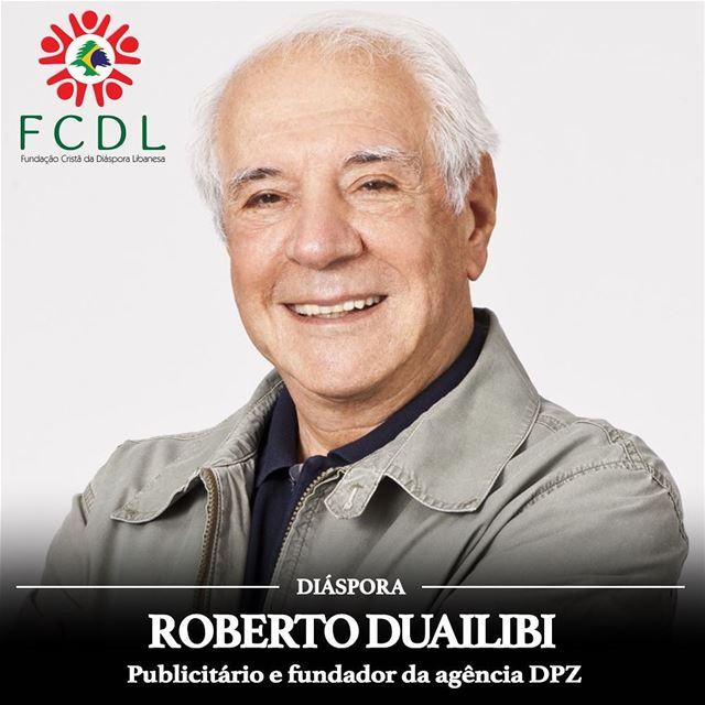 🇱🇧🇧🇷 De família libanesa originária de Zahle, Roberto Duailibi é um...