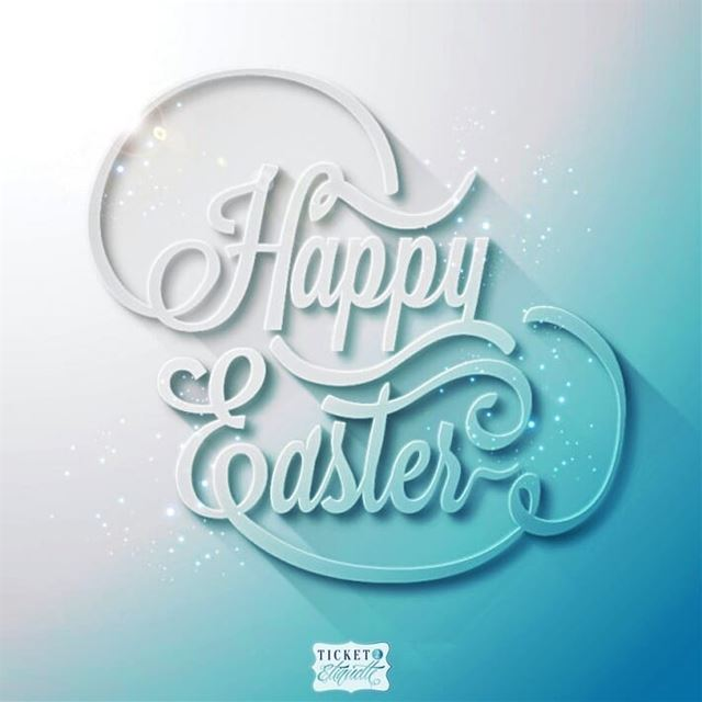 May the miracle of Easter bring you love, joy and happiness to last a... (Lebanon)