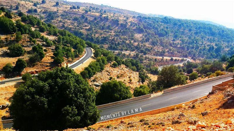 landscapephotography landscape naturephotography nature_lovers ... (Bchennâta, Liban-Nord, Lebanon)