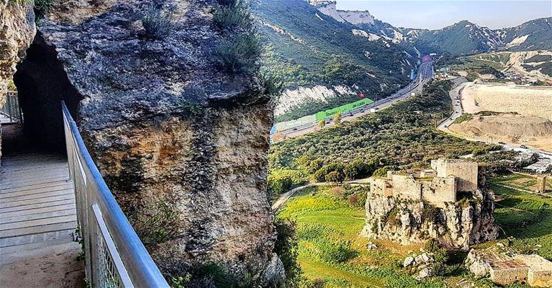 Lebanon Batroun Msaylha Mseilha Fort Castle Hiking ... (Mseilha Fort)