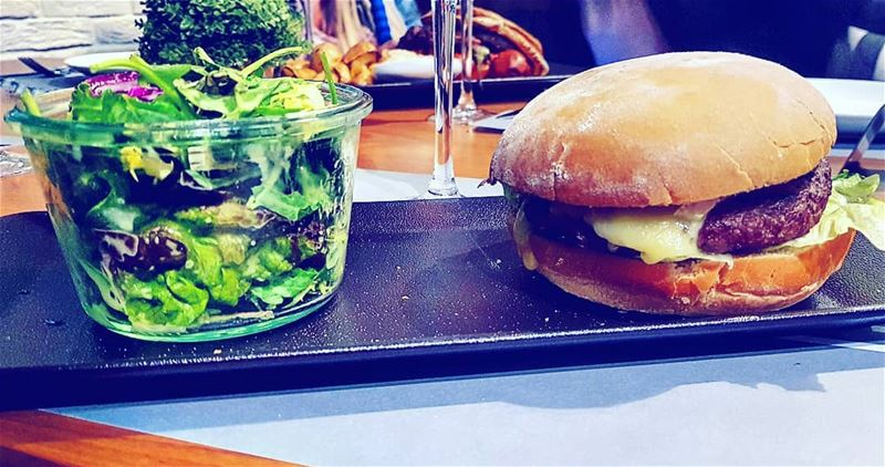 Lebanon  Ghazir  Dieze  FrenchBurger  French  Burger ... (Dieze Beirut)