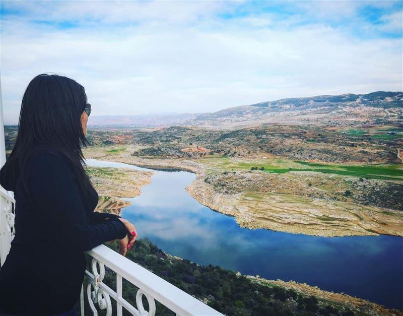 lakekaroun ammik chouf wetland chalet delac amazingview lake river... (Karoun Bekaa Lake)