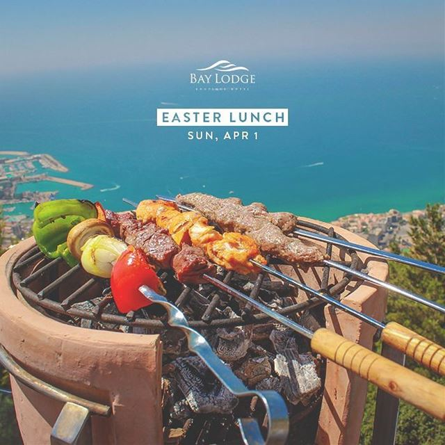 Join us this Sunday, April 1, for an elevated EasterLunch experience... (The Terrace - Restaurant & Bar Lounge)