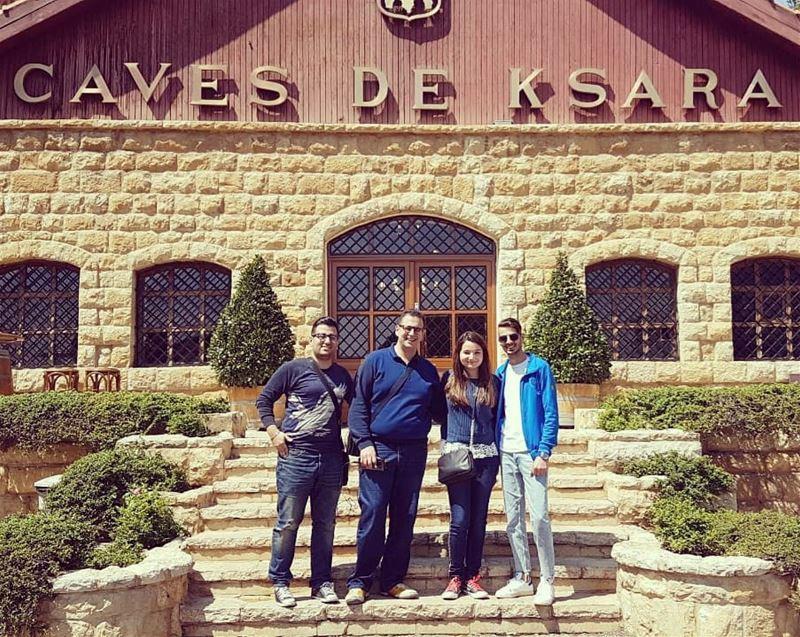 lebanon bekaa zahle ksara chateauksara ... (Château Ksara)