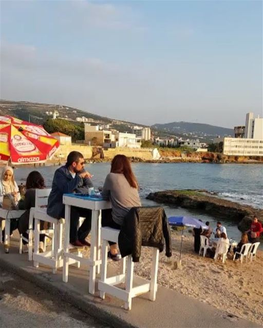 Saturday at RAY's  lebanon  batroun  raysbatroun  bahsa  lebanese ... (RAY's Batroun)