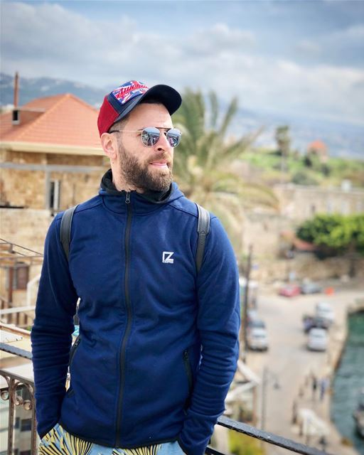 Hotter then Hell. traveling byblos lb lebanon man scruff gay hunk ... (Byblos - Jbeil)