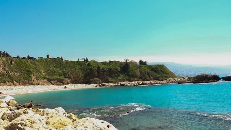 //Spring breeze and blue skies.// photo photography photographylovers... (Jbeil جبيل)