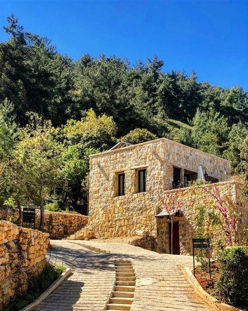 Sunny day in your village bkerzay lebanon liban lubnan libano beirut... (Bkerzay)