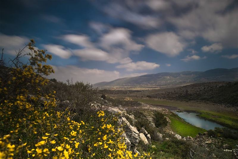 This is where it all began. landscape  landscapephotography ... (West Bekaa)