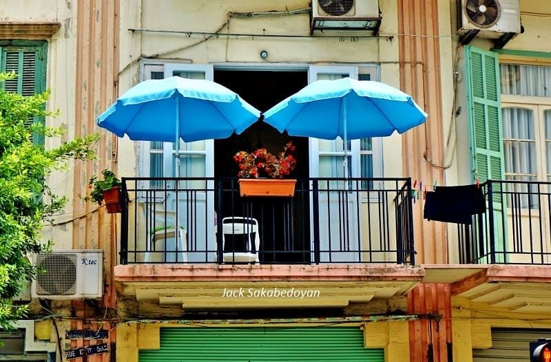 Balcony for two beirut armeniastreet marmikhael balcony instagram ...