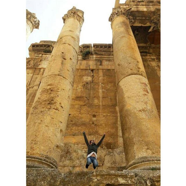 lebanon ruins oldruins archeology livelovebaalbeck archeological ... (Baalbek, Lebanon)