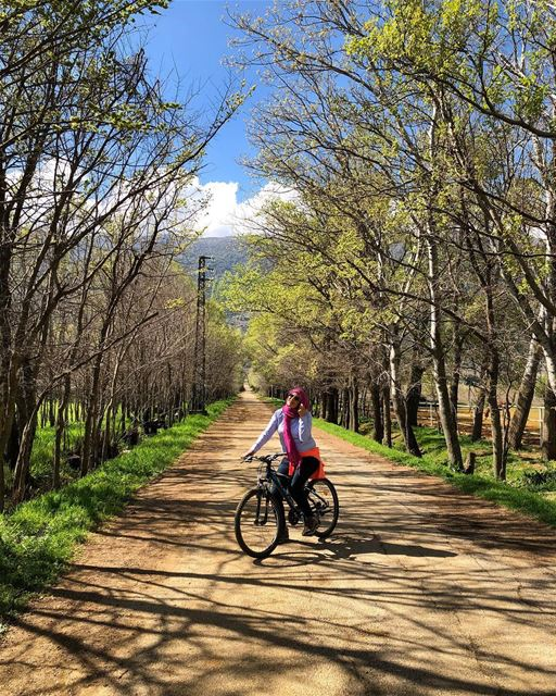 Absolutely loved getting out 🌼🌸 bekaa natureaddict livelovebekaa ... (Western Beqaa District)