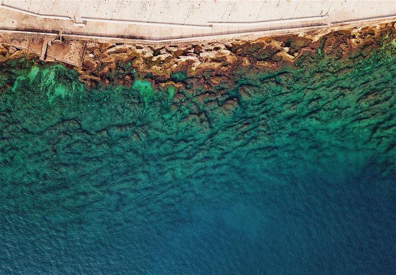 Shades of Blue 🌊... (Lebanon)