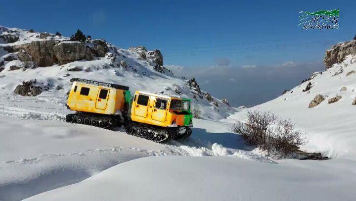 bv206 ehdenadventures lebanon ehden mikesportleb thenorthface snow ... (Ehden Adventures)