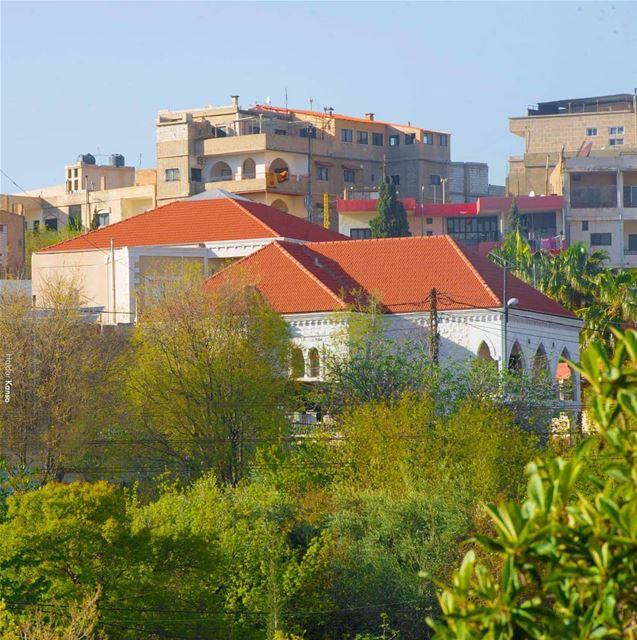 From our city ... hermel Taken by @kansohaidar hermel hermel_city ... (El Hermel, Béqaa, Lebanon)