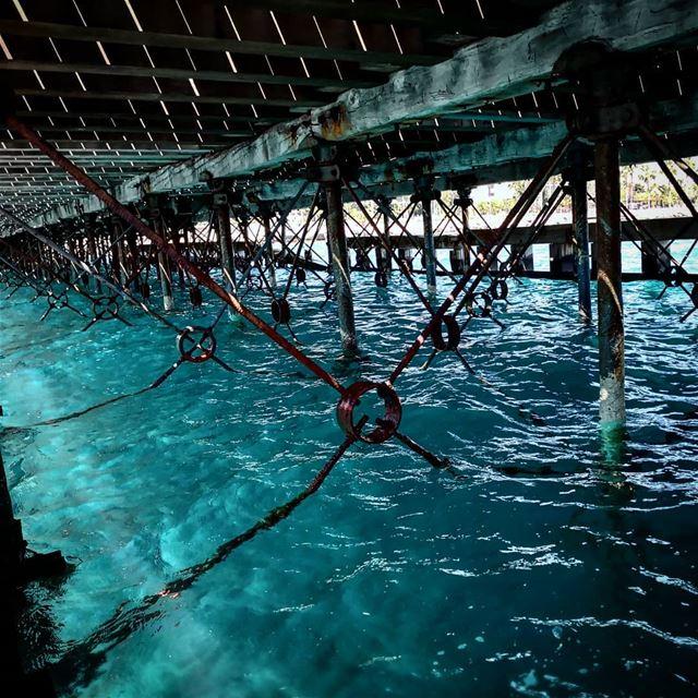 Debajo del punto - ichalhoub was in limassol Cyprus shooting with a... (Limassol Marina)