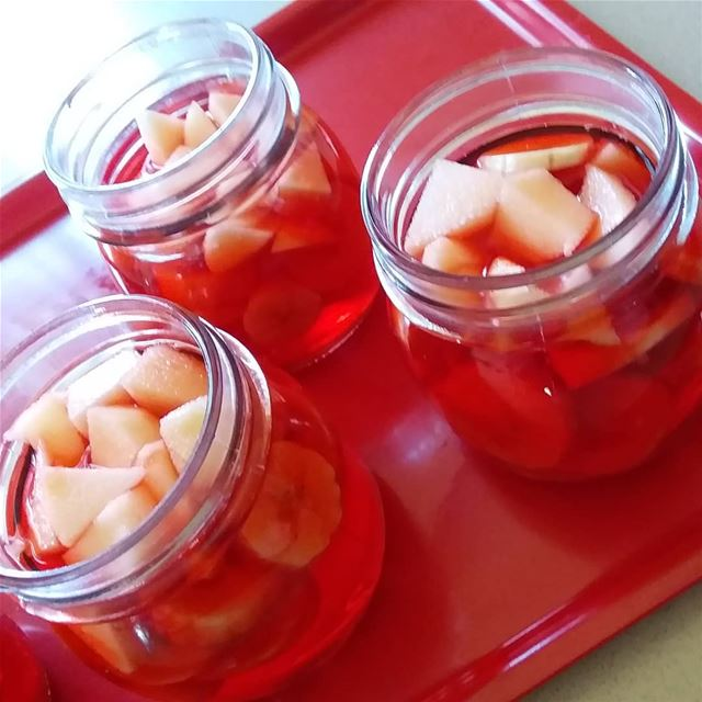 jello sweet sweets fruit jellowithfruit yu.my delicious yummy ...
