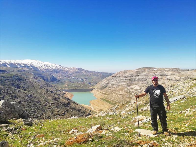Hiking season has just started faraya farayalovers lebanon ... (Faraya, Mont-Liban, Lebanon)