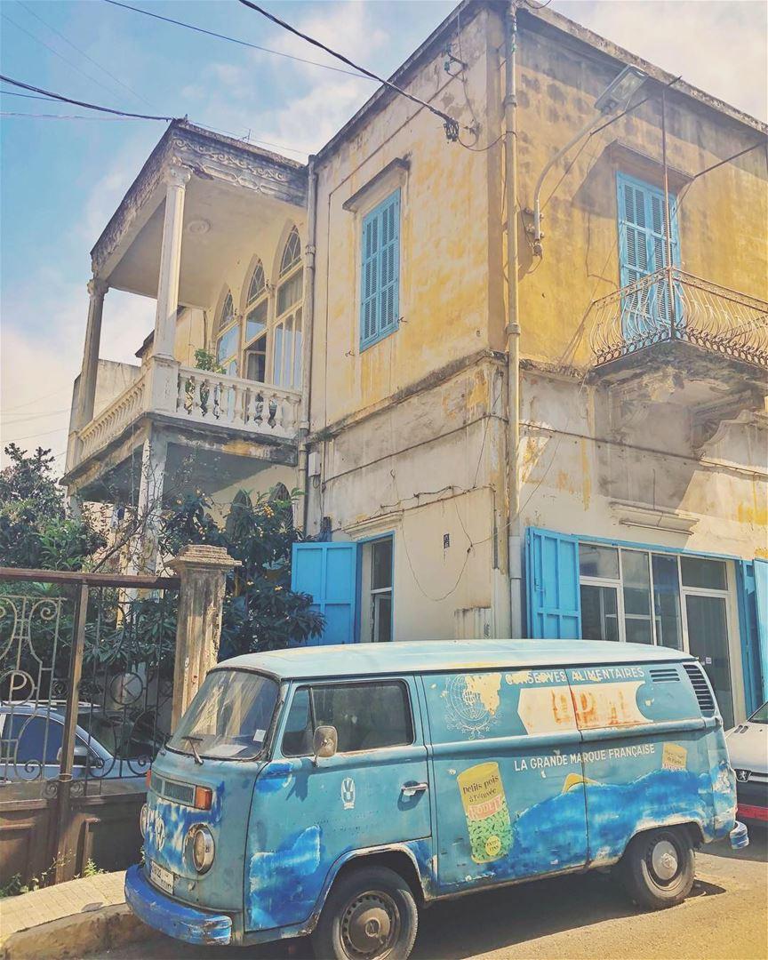 *where shall we go next?•••••• retro whereshallwegonext oldhouse ... (Achrafieh, Lebanon)