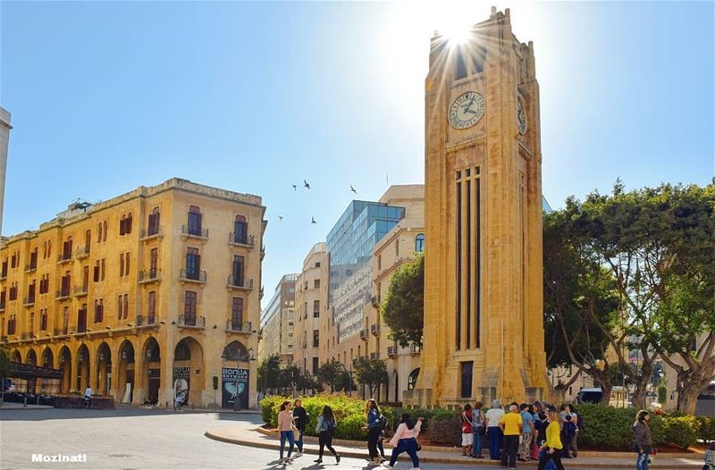 architect architectural archery architettura buildings ig_lebanon ... (Downtown Beirut)