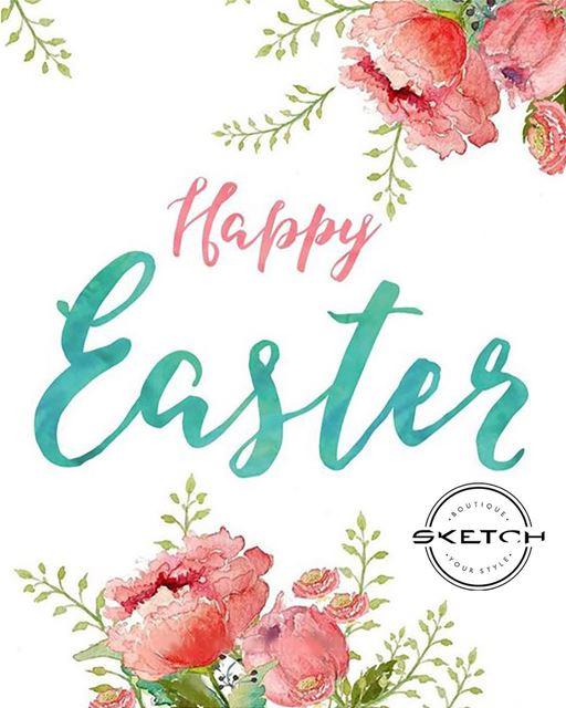 Happy Easter 🐰DailySketchLook 276 shopping italian boutique ... (Er Râbié, Mont-Liban, Lebanon)