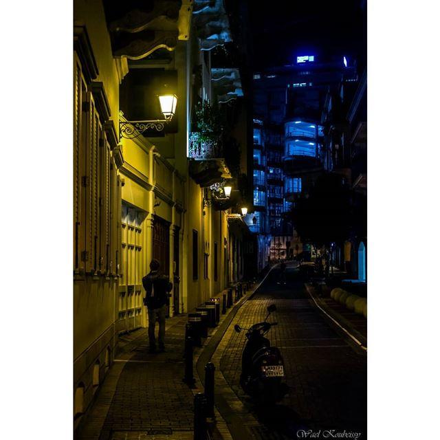 beirut street city lebanon colors streetphotography sidewalk ... (Saifi)