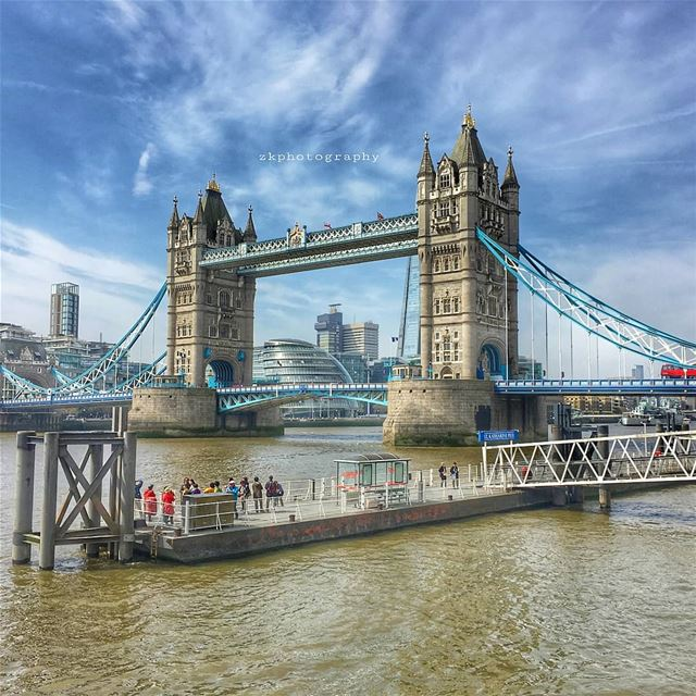 Tower Bridge, London 🇬🇧 * london uk photooftheday ig_today ... (London, United Kingdom)