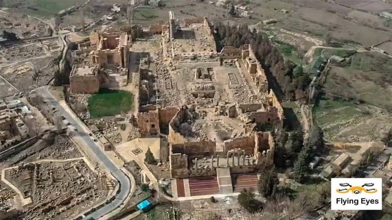 One of the most precious historical places in our beloved...hundred of... (Baalbek , Roman Temple , Lebanon)