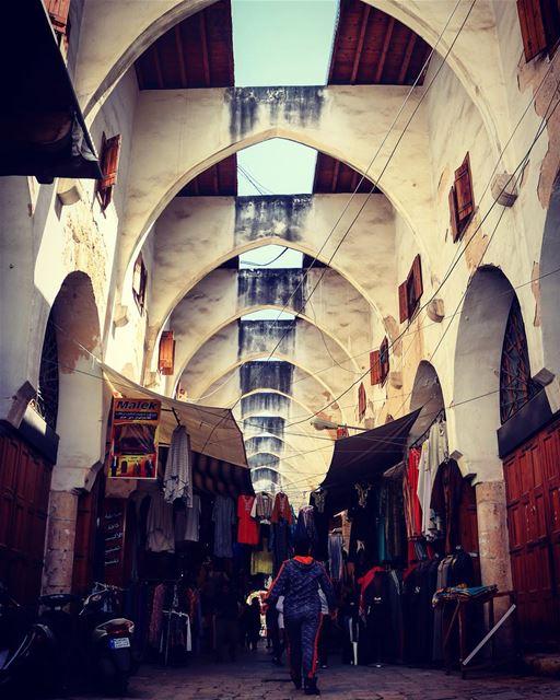 Tripoli old souks———————————————————————— lebanon tripoli ...