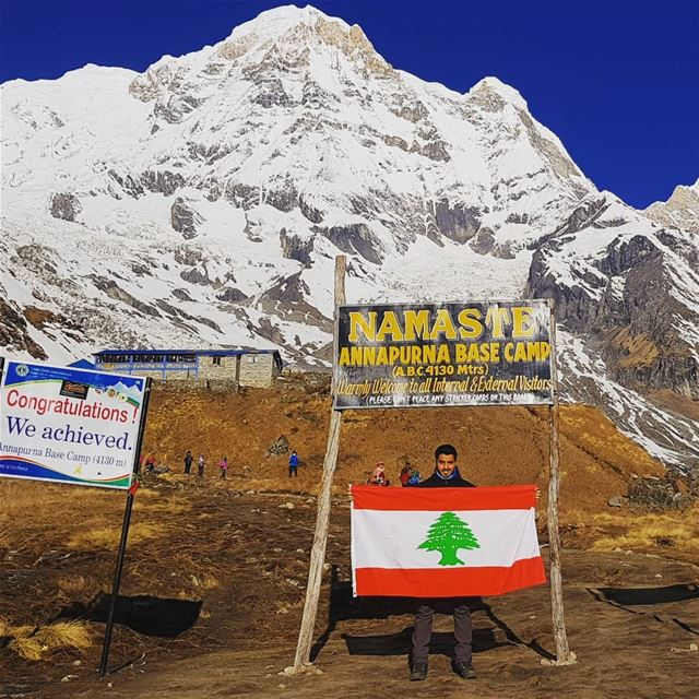 YES !! I DID IT .4130m , 115kms in 5 days Only !!The Annapourna Base... (Nepal)