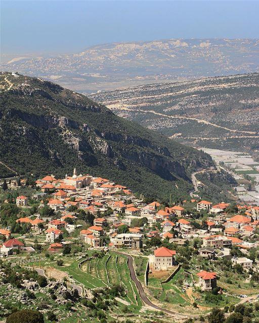 • D O U M A • haveablessedsunday douma village lebanon nature ... (Douma, Liban-Nord, Lebanon)