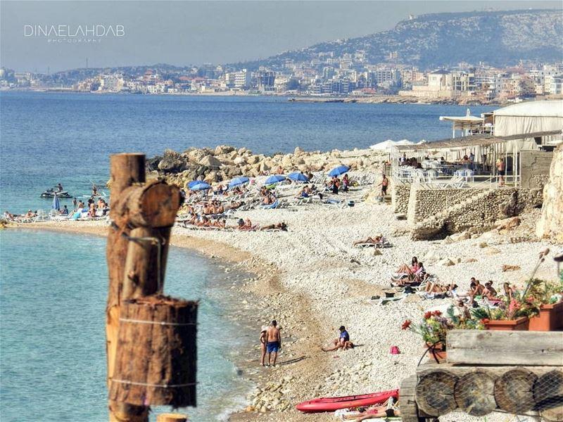 lebanon lebanon_hdr wearelebanon batroun summer sea seaview ... (KAPTN Batroun)