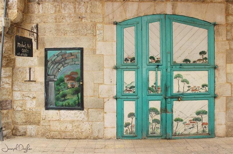 🏘___________________________________________________________... (Douma, Liban-Nord, Lebanon)