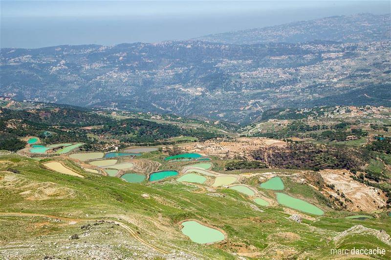 No water, no life. No blue, no green - Sylvia Earle -............. (Falougha, Mont-Liban, Lebanon)
