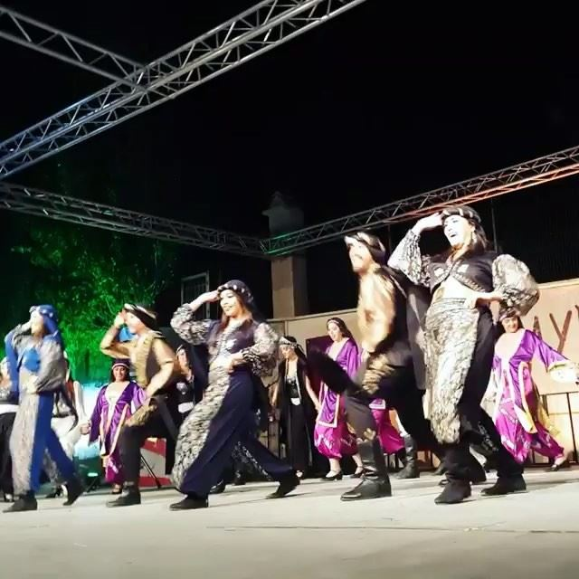 🇱🇧 Show de Dabke, dança folclórica libanesa, para animar o fim de semana! (Lebanon)
