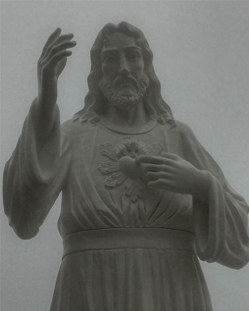 JesusChrist jesussaves holyspirit HolySpirit MyLebanon jounieh igdaily... (Ghosta, Mont-Liban, Lebanon)