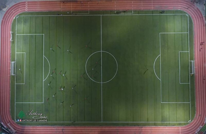 Salam Zgharta Stadium - North Lebanon zgharta salam_zgharta stadium ...