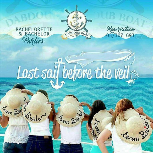 Bye Bye LiFe ...Hello WiFe💎BachelorPartyOnBoat. bacheloretteparty ... (Dabdoub boat)