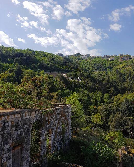 So mush love @livelove.beitchabab ... beitchabab proudofbeitchabab ... (Beït Chabâb, Mont-Liban, Lebanon)