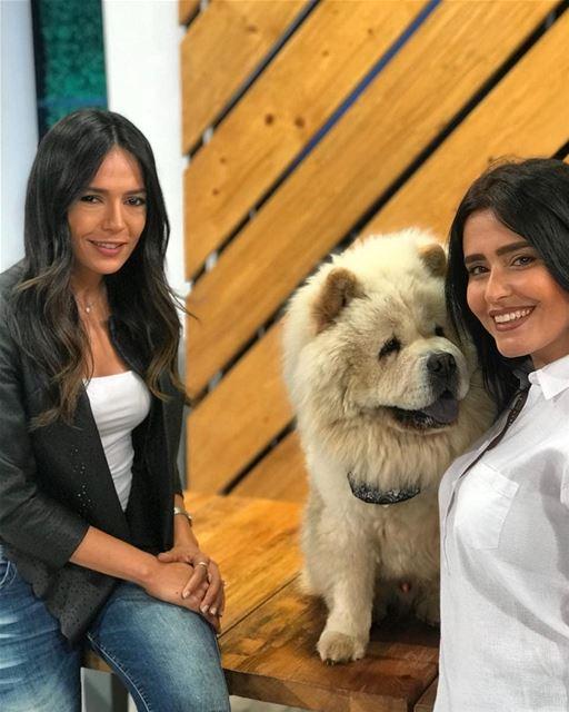 Watch us tomorrow on MTV with the gorgeous @jessykhoury at 11:40 am 😍😍😍... (MTV Lebanon)
