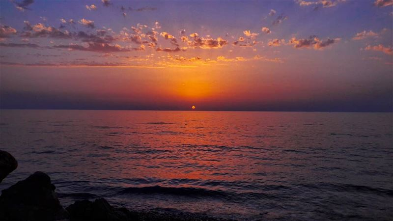 Sunset is a wonderful opportunity for us to appreciate all the great... (Damour, Lebanon)