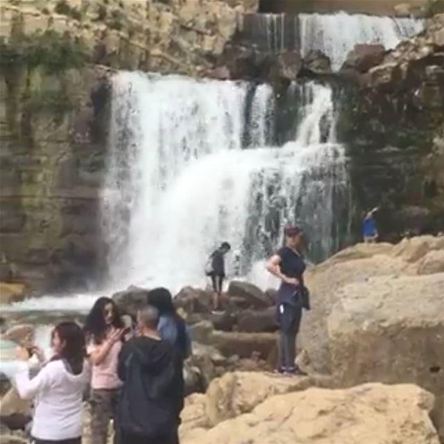 nature fall afqa river hikingadventures hiking besttimes familyday ... (Afka, Mont-Liban, Lebanon)
