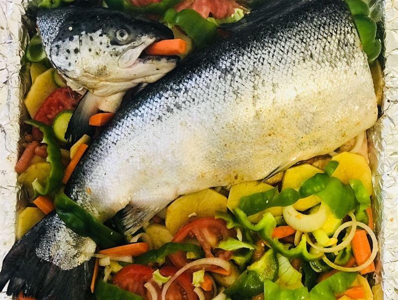 Saida NakibMarine lebanon lebanonfishing salmon lebanoninapicture...