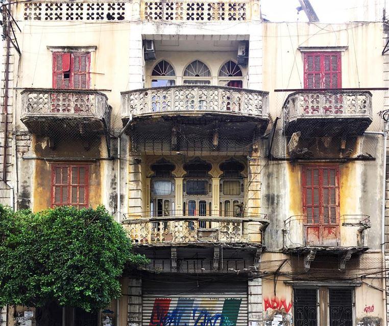 Monday looks pretty on you 🏚 (Beirut, Lebanon)